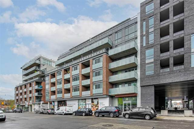 8 Gladstone Ave #501, Toronto, ON M6J 3K6 (MLS #C5224719) :: Forest Hill Real Estate Inc Brokerage Barrie Innisfil Orillia