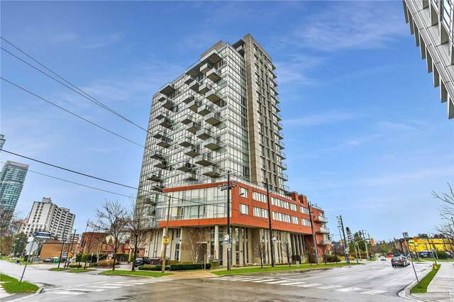 30 Canterbury Pl #302, Toronto, ON M2N 0B9 (#C5226075) :: The Ramos Team