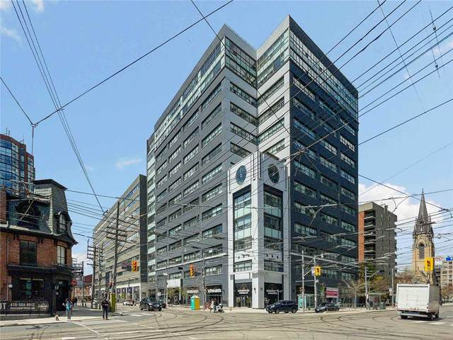 700 W King St #402, Toronto, ON M5V 2Y6 (#C5226528) :: The Ramos Team