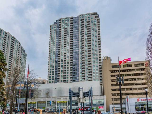 8 W Hillcrest Ave #2305, Toronto, ON M2N 6Y6 (#C5226889) :: The Ramos Team