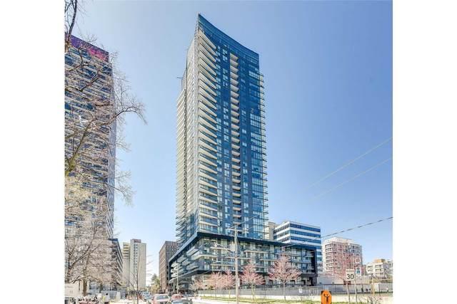 30 Roehampton Ave #2402, Toronto, ON M4P 1R2 (#C5234550) :: The Ramos Team