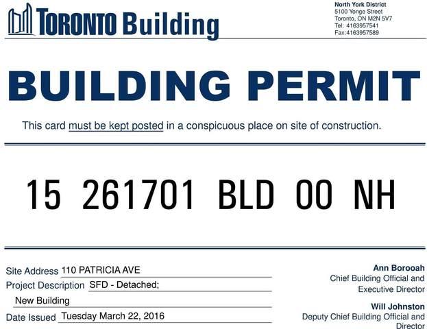 110 Patricia Ave, Toronto, ON M2M 1J4 (#C5272764) :: The Ramos Team