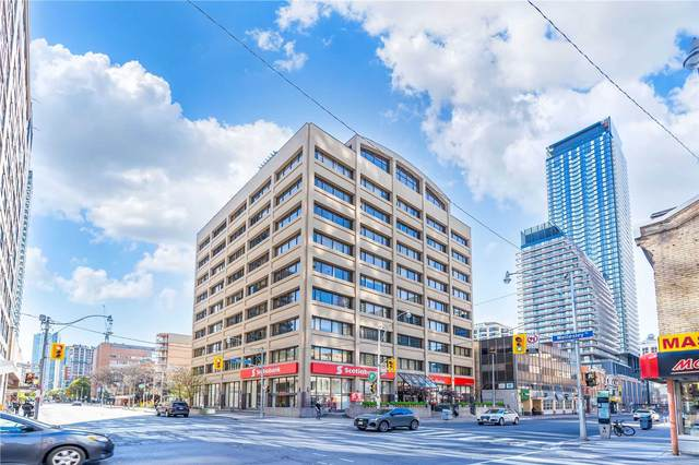 555 Yonge St #201, Toronto, ON M4Y 3A6 (MLS #C5279882) :: Forest Hill Real Estate Inc Brokerage Barrie Innisfil Orillia