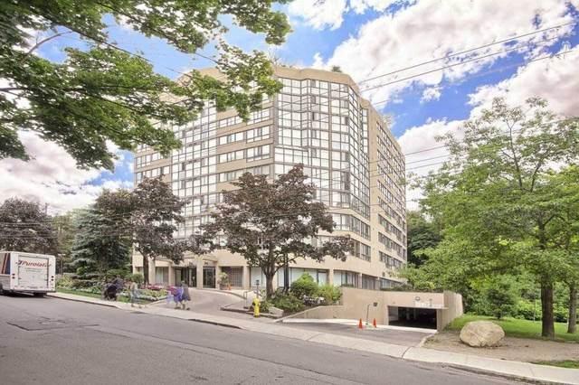 10 Tichester Rd #705, Toronto, ON M5P 3M4 (#C5306098) :: The Ramos Team