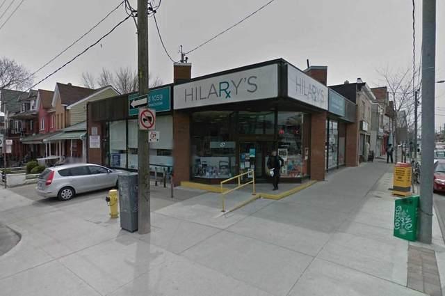 811 W Dundas St, Toronto, ON M6J 1V4 (#C5309751) :: The Ramos Team