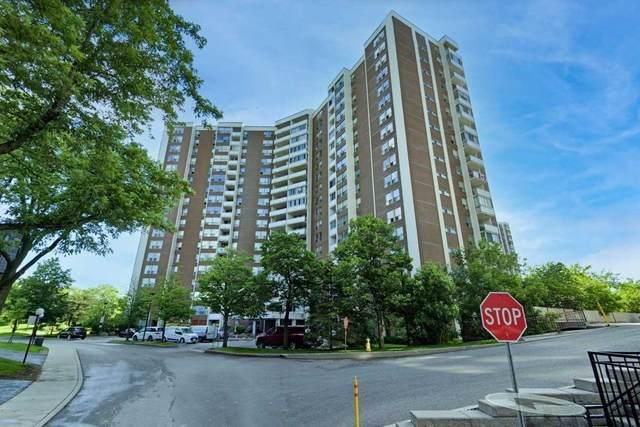5 Vicora Linkway Way #509, Toronto, ON M3C 1A6 (#C5311192) :: The Ramos Team