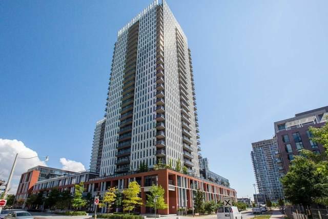 55 Regent Park Blvd #911, Toronto, ON M5A 3H6 (#C5311608) :: The Ramos Team
