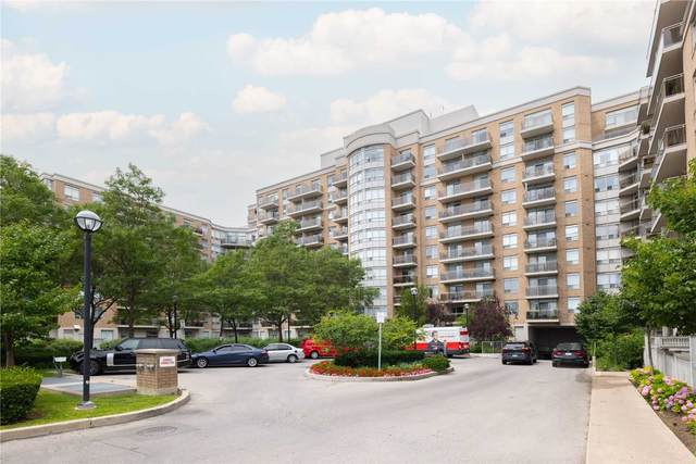 650 W Lawrence Ave #340, Toronto, ON M6A 3E8 (#C5313214) :: The Ramos Team