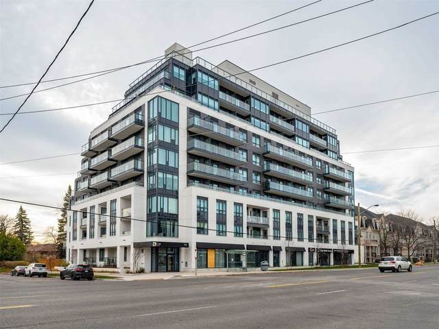 741 W Sheppard Ave #318, Toronto, ON M3H 2S9 (#C5320935) :: The Ramos Team