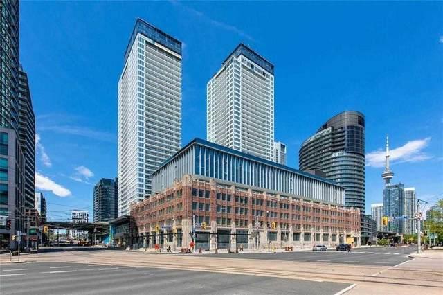 19 Bathurst St #805, Toronto, ON M5V 0N1 (MLS #C5322859) :: Forest Hill Real Estate Inc Brokerage Barrie Innisfil Orillia