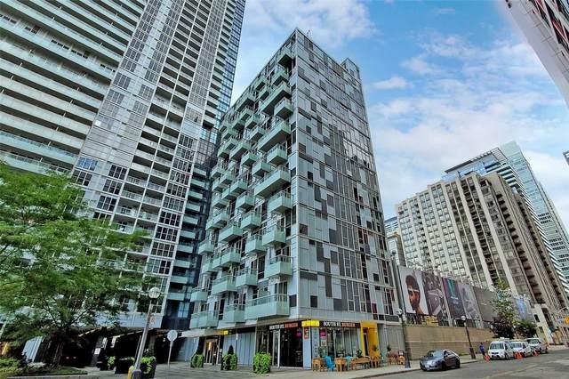 20 John St #318, Toronto, ON M5V 0G5 (MLS #C5323027) :: Forest Hill Real Estate Inc Brokerage Barrie Innisfil Orillia