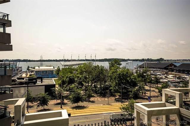 228 W Queens Quay St #615, Toronto, ON M5J 1B5 (MLS #C5323469) :: Forest Hill Real Estate Inc Brokerage Barrie Innisfil Orillia