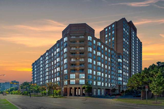 11 Thorncliffe Park Dr #312, Toronto, ON M4H 1P3 (#C5369408) :: Royal Lepage Connect