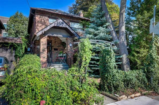 21 Lorindale Ave, Toronto, ON M5M 3C3 (#C5385643) :: Royal Lepage Connect