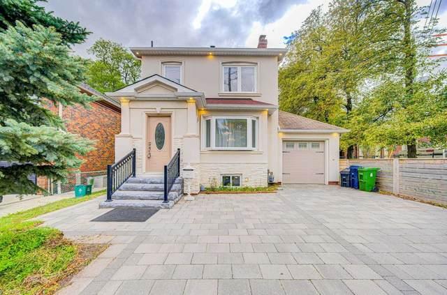663 E Eglinton Ave, Toronto, ON M4G 2K3 (#C5386494) :: Royal Lepage Connect