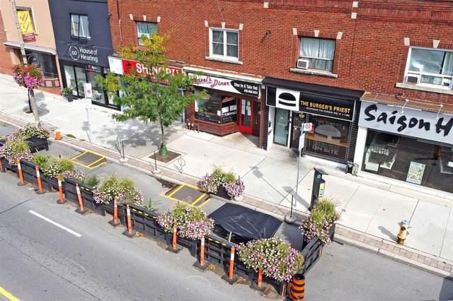 3401 N Yonge St, Toronto, ON M4N 2M8 (#C5386605) :: Royal Lepage Connect