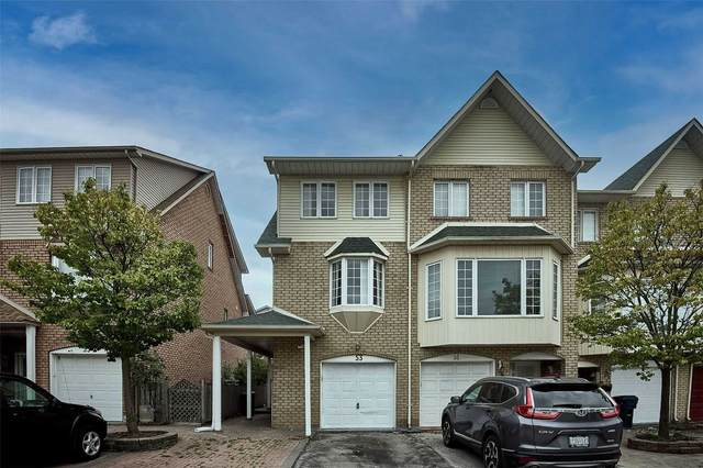 53 Sufi Cres, Toronto, ON M4A 2X3 (#C5389214) :: Royal Lepage Connect