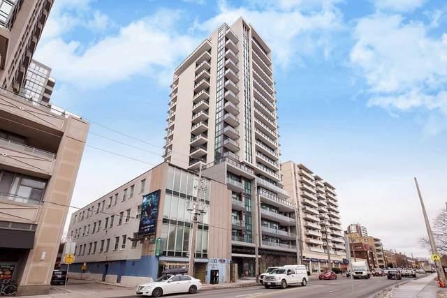1486 Bathurst St #401, Toronto, ON M5P 0A5 (#C5390411) :: Royal Lepage Connect