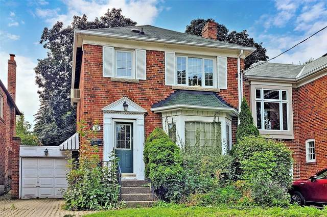 28 Tanager Ave, Toronto, ON M4G 3R1 (#C5390546) :: Royal Lepage Connect