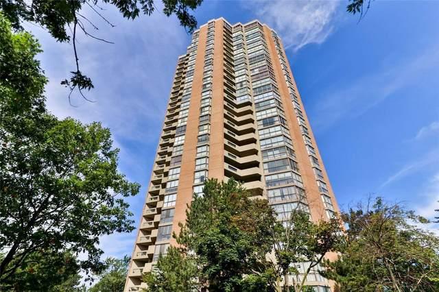 85 Skymark Dr Cl 4, Toronto, ON M2H 3P2 (#C5392557) :: Royal Lepage Connect