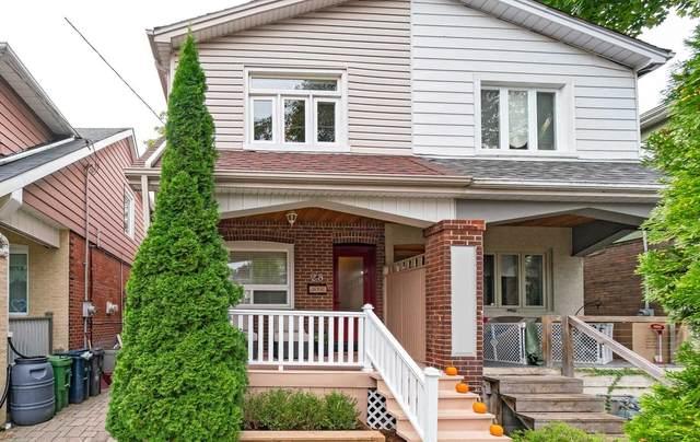 28 Nasmith Ave, Toronto, ON M5A 3J3 (#C5394645) :: Royal Lepage Connect
