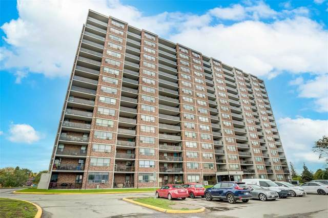 45 Sunrise Ave Ph05, Toronto, ON M4A 2S3 (#C5394823) :: Royal Lepage Connect