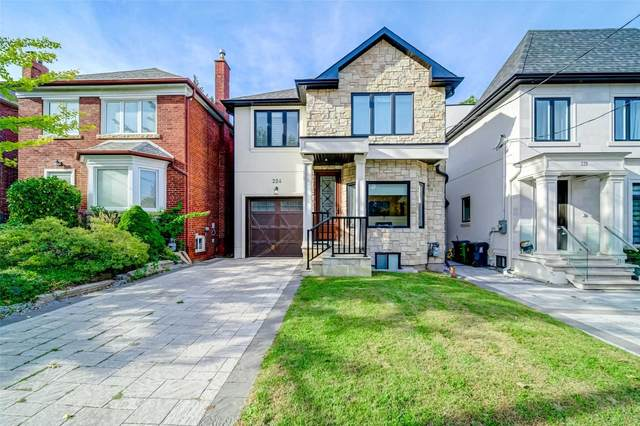 224 E Lawrence Ave, Toronto, ON M4N 1T2 (#C5395042) :: Royal Lepage Connect