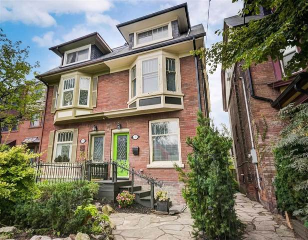 153 Winchester St, Toronto, ON M4X 1B5 (#C5395219) :: Royal Lepage Connect