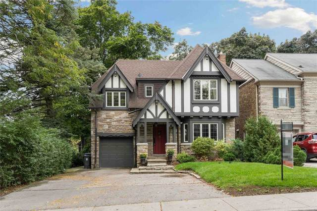 12 Old Park Rd, Toronto, ON M6C 3H5 (#C5395312) :: Royal Lepage Connect