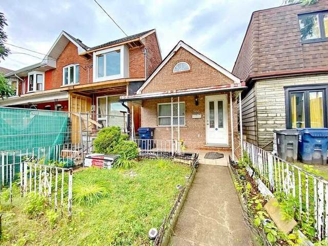 566 N Delaware Ave, Toronto, ON M6H 2V2 (#C5396023) :: Royal Lepage Connect