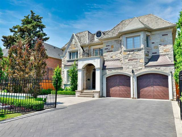 142 Upper Canada Dr, Toronto, ON M2P 1S8 (#C5397060) :: Royal Lepage Connect
