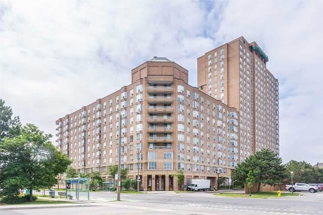 11 Thorncliffe Park Dr #504, Toronto, ON M4H 1P3 (#C5397712) :: Royal Lepage Connect