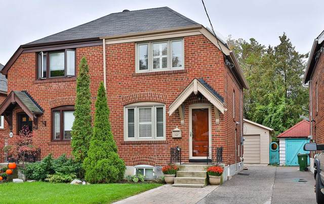 28 Glenbrae Ave, Toronto, ON M4G 3R5 (#C5398654) :: Royal Lepage Connect