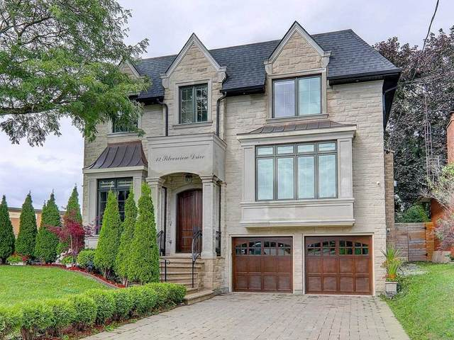 12 Silverview Dr, Toronto, ON M2M 2B3 (#C5398970) :: Royal Lepage Connect