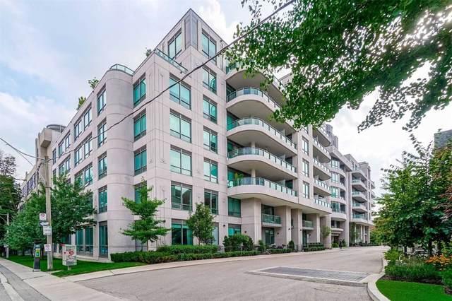 377 Madison Ave #320, Toronto, ON M4V 3E1 (#C5399212) :: Royal Lepage Connect