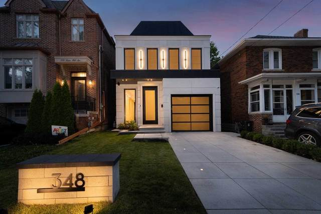 348 Briar Hill Ave, Toronto, ON M4R 1J2 (#C5399485) :: Royal Lepage Connect