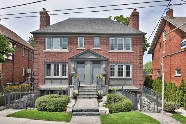 1246 Avenue Rd #2, Toronto, ON M5N 2G7 (#C5399860) :: Royal Lepage Connect
