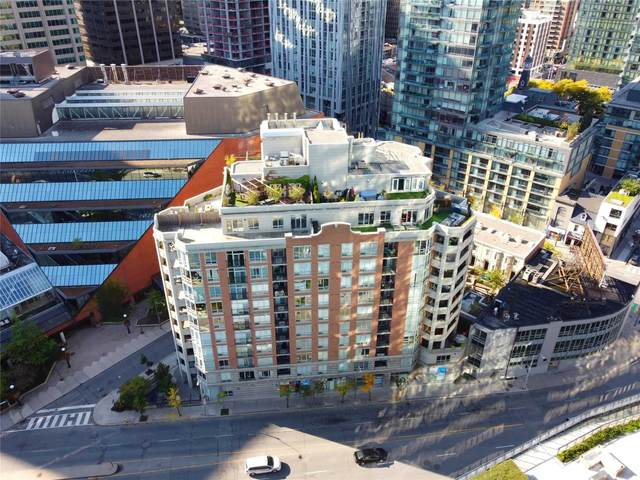 20 Collier St Lph08, Toronto, ON M4W 3Y4 (#C5399876) :: Royal Lepage Connect