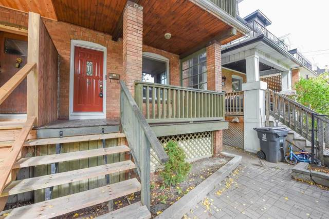114 Marchmount Rd, Toronto, ON M6G 2B1 (#C5400182) :: Royal Lepage Connect