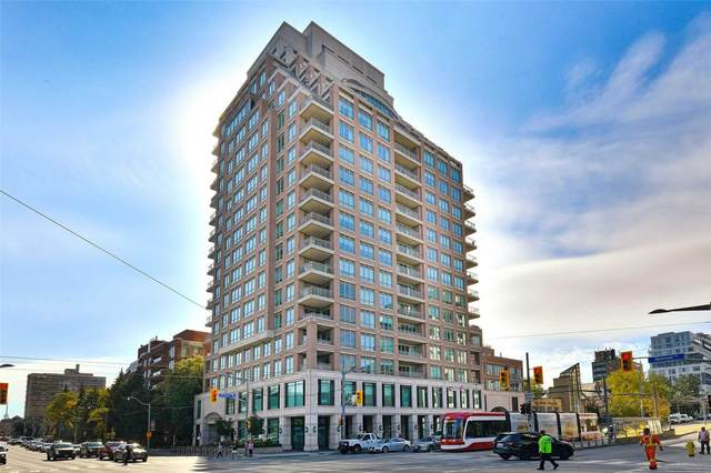 155 W St Clair Ave #301, Toronto, ON M4V 0A1 (#C5400997) :: Royal Lepage Connect