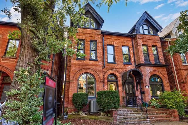 109 Walker Ave, Toronto, ON M4V 1G3 (#C5401030) :: Royal Lepage Connect