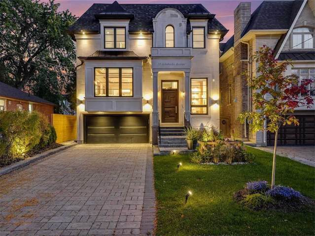 53 Athabaska Ave, Toronto, ON M2M 2T8 (#C5401466) :: Royal Lepage Connect