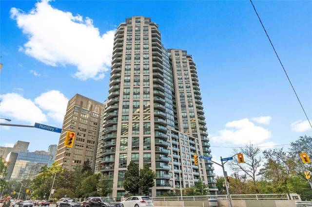 300 E Bloor St #1209, Toronto, ON M4W 3Y2 (#C5402334) :: Royal Lepage Connect
