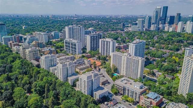 260 E Merton St #901, Toronto, ON M4S 3G2 (#C5402612) :: Royal Lepage Connect