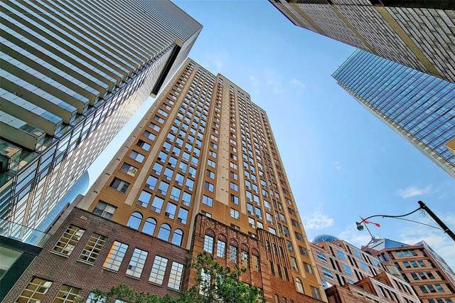 25 Grenville St #2408, Toronto, ON M4Y 2X5 (#C5402642) :: Royal Lepage Connect