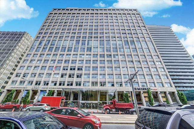 111 W St Clair Ave #1523, Toronto, ON M4V 1N5 (#C5402911) :: Royal Lepage Connect
