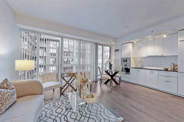 955 Bay St #604, Toronto, ON M5S 2A2 (#C5403042) :: Royal Lepage Connect