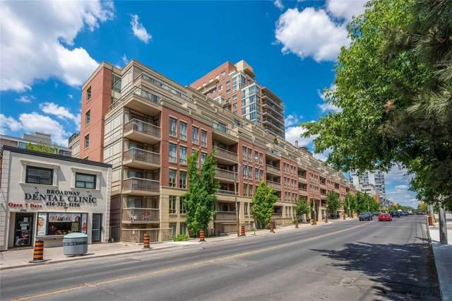 900 Mount Pleasant Rd #101, Toronto, ON M4P 3J9 (#C5403360) :: Royal Lepage Connect