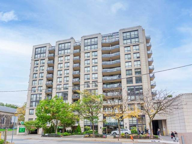 10 Delisle Ave #502, Toronto, ON M4V 3C6 (#C5403646) :: Royal Lepage Connect