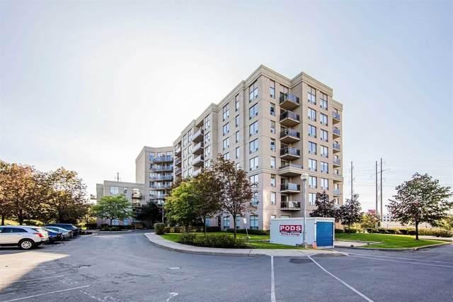 1730 Eglinton Ave #516, Toronto, ON M4A 1J7 (#C5403921) :: Royal Lepage Connect